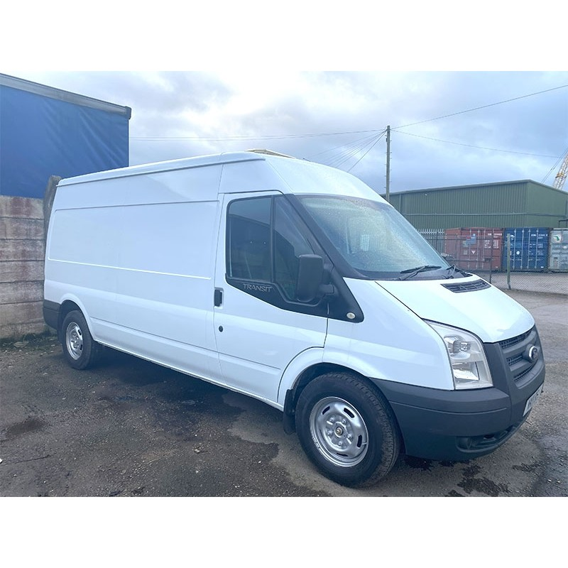 2011 Ford Transit 350 LWB van with a 3600psi @ 14gpm