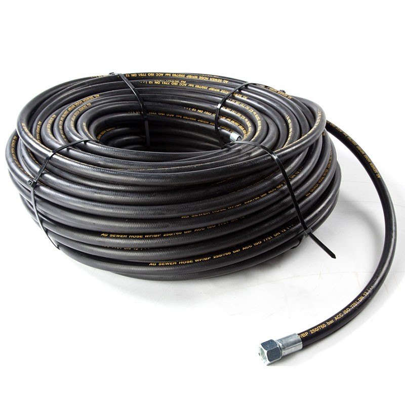 High-Pressure Hose - Andy Guest Lightweight