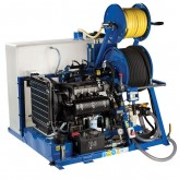V-Pack 3 Series Van-Pack Jetter