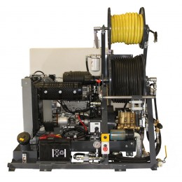 4-Series Van-Pack Jetter