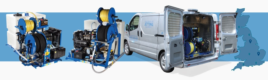Drain Jetter Finance Packages